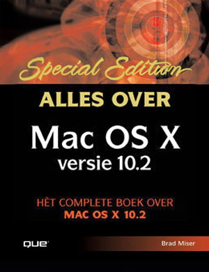 Alles over Mac OS X 10.2 Special Edition